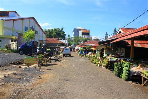 Panci Biasa Di Pasar berkeliling melihat daging tak biasa di pasar tomohon