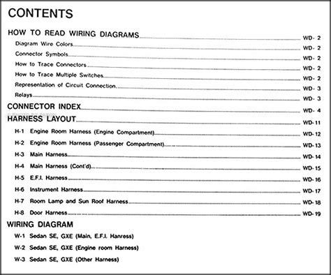 car service manuals pdf 1994 nissan maxima engine control 1989 nissan maxima engine diagram wiring diagrams repair wiring scheme
