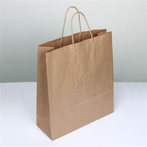 craft paper bag fsc certified plain craft paper bag a5 size vendor buy