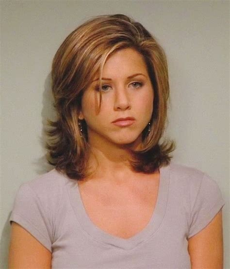 the rachel haircut ways to wear it jennifer aniston the pastic surgery reports busted