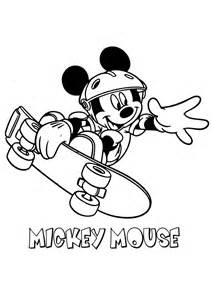mickey mouse coloring pages pdf mickey mouse coloring page 4