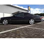 Mercedes E220 W124 Ce Coupe Amg Extras Faultless Excellent