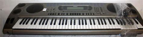 Keyboard Casio Wk 1800 Bekas Casio Wk 1800 Keyboard