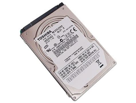 Harddisk 160gb Toshiba goharddrive toshiba mk1655gsx 2 5 quot 160gb 8mb cache 5400rpm sata notebook drive new
