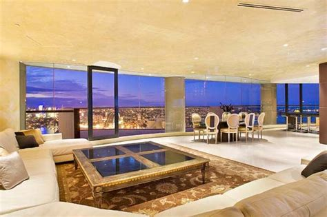 Living Room Theatre Sydney Amazing Penthouse In Sydney By Harry Seidler