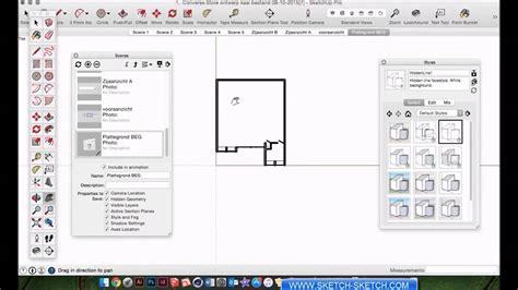 cara layout menggunakan photoshop belajar sketchup tutorial cara menggunakan layout pada