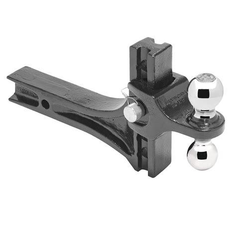 adjustable mount adjustable dual mount system 2 quot sq shank 2 quot
