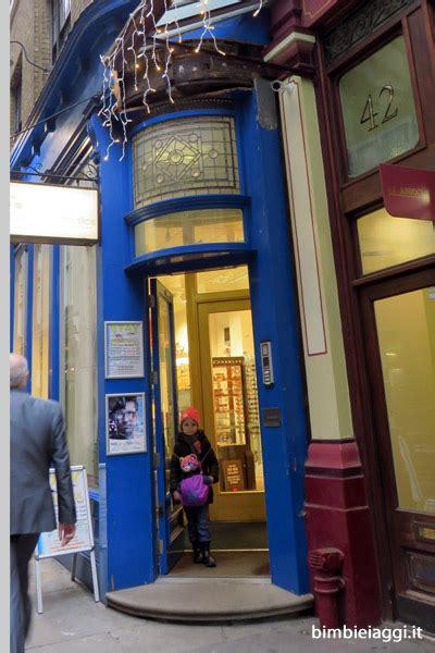 porta azzurra itinerario harry potter a londra con bambini scoprire