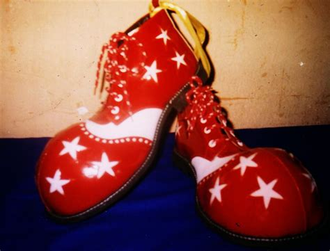 clown slippers clown shoes for clowns circus shoes