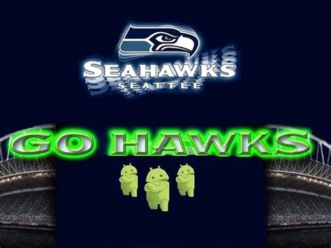 team android seahawks team android android central