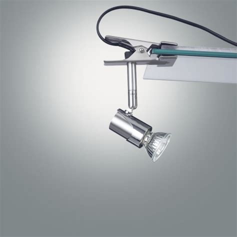 Clip Light by 2554 27 178 Clip On Spotlight The Lighting Superstore