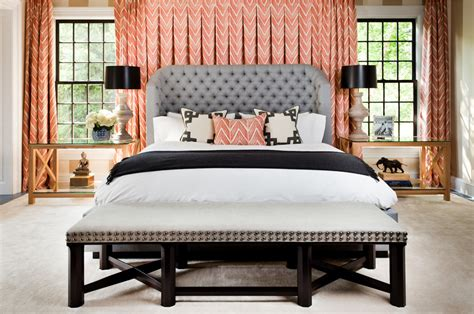 black and grey bedroom curtains pretty headboards king in bedroom transitional with black