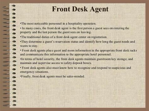 hotel front desk meeting topics organigrama de funciones en front desk