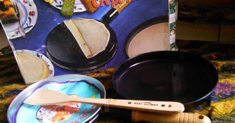 Teflon Kwalik alat baking cetakan kue murah creper crepes maker