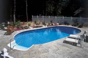 radiant inground pools
