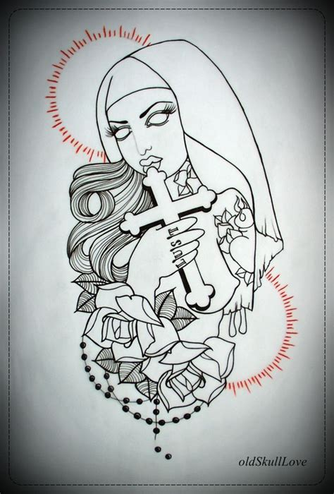 gothic pin up girl tattoo designs collection of 25 brains pinup