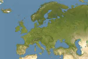Large Map Of Europe by Large Detailed Satellite Map Of Europe Europe Large