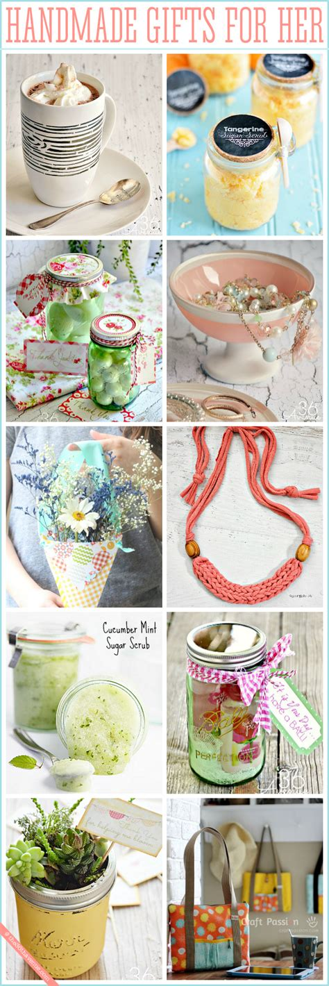 Handmade Ideas For Gifts - handmade gifts for the 36th avenue