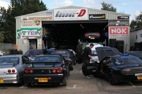 D Garage by A Day Out Of The Office Garage D Driftworks