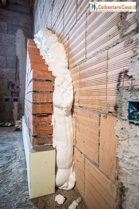 isolamento termico pareti interne fai da te cappotto termico o insufflaggio coibentare casa