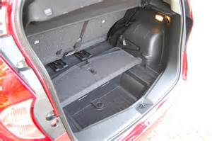 Boot Storage Bench Nissan Note 1 2 Acenta Premium 5d Road Test Parkers