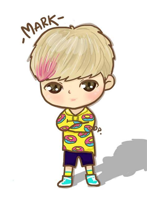 Mug Kpop Junior Chibi 59 best chibi got7 images on