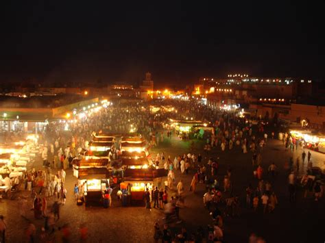 Djemaa el Fna Square in Marrakech   Best Riad Marrakech