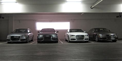 Audi Self Park by We Welcome Our Robotic Valet Overlords Wired
