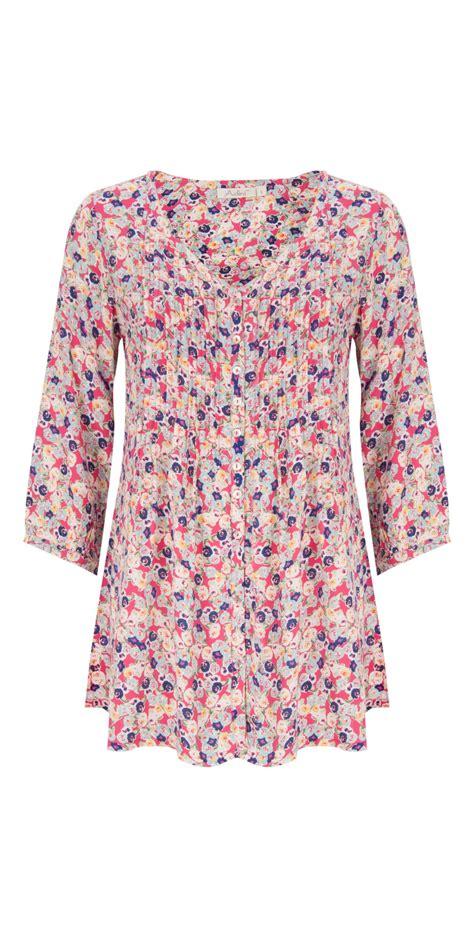 Elyza Blouse adini print eliza blouse in