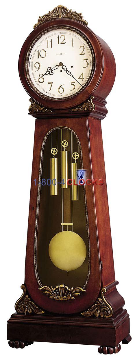grandfather s clock howard miller le francais grandfather clocks 610 942 ebay