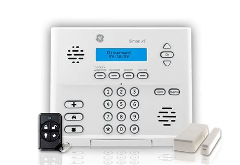 wireless home alarm monitoring system package xtdw1kf1