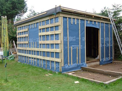 Waterproofing A Shed Roof by Plan Toys Playhouse Review How To Make Wooden Shed Waterproof