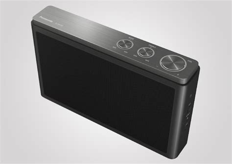 Speaker Bluetooth Panasonic panasonic sc na30 and sc na10 bt speakers are designed with style and great audio performance in
