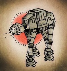 tattoo hefte online how to draw an imperial walker imperial walker step 11