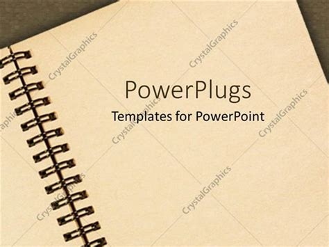 powerpoint report card template powerpoint template plain opened up page of a school