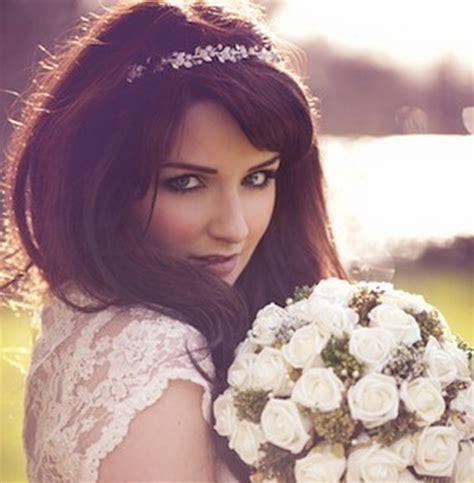 Hochzeit Haare Offen by Frisuren Hochzeit Lange Haare Offen