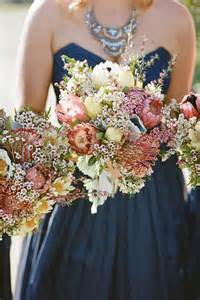 wedding bouquets by color 26 most gorgeous toned wedding bouquets
