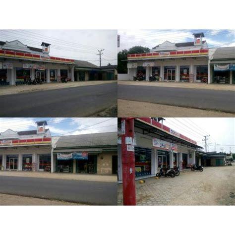layout toko bahan bangunan dijual cepat minimarket dan toko bahan bangunan di