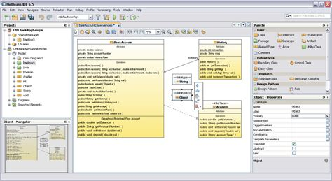 design editor in netbeans netbeans ide unified modeling language uml features