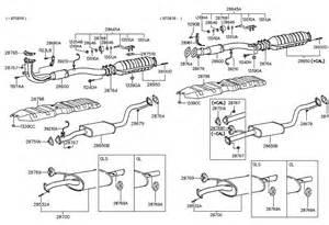 Hyundai Exhaust System Parts Hyundai Elantra Exhaust Pipe