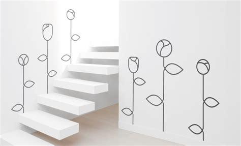 stencil fiori per pareti stencil per pareti un modo veloce e pulito per