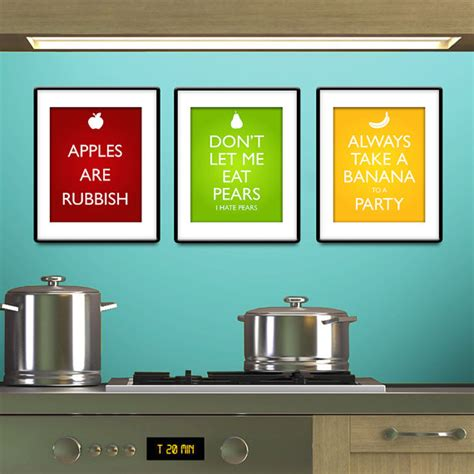 Dr Who Kitchen by Items Similar To Doctor Who Inspired Fruit Posters Set