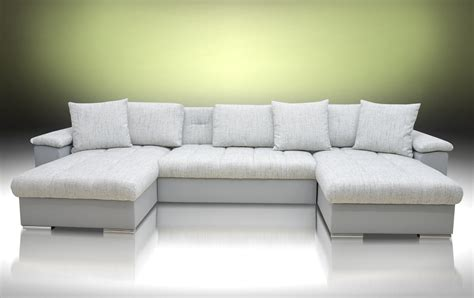 silver grey corner sofa sofa bed group ocean silver grey eco leather silver magma