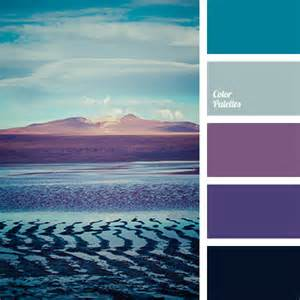 blue color schemes midnight blue color palette ideas