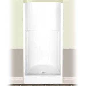 36s 36 quot alcove fiberglass shower unit by maax surplus