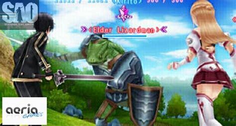 sword art online pc game sword art online free online mmorpg and mmo games list