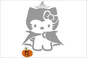 Pumpkin Carving Hello Outline by Pumpkin Carving Patterns Ideas Pictures Hello