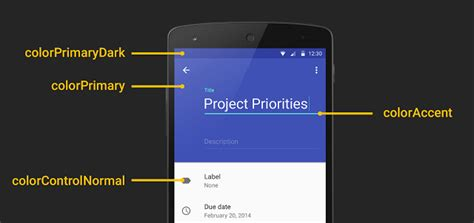 android material design layout xml android material xml layout for create activity stack