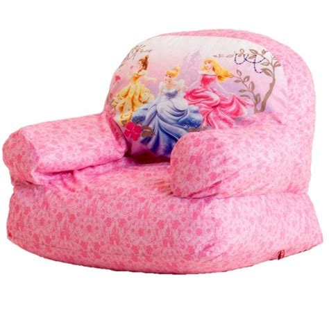 Princess Bean Bag Chair by Top 10 Most Wanted Gifts For