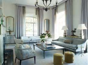 Elegant Home Interior by An Elegant Home In New York Preciously Me